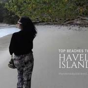 Top Beaches in Havelock Island - Radhanagar Beach