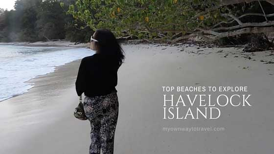 Beaches in Havelock Island