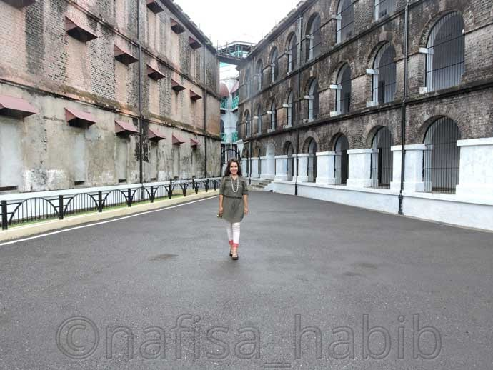 Top Tourist Attractions in the Andaman and Nicobar Islands - Cellular Jail in Port Blair