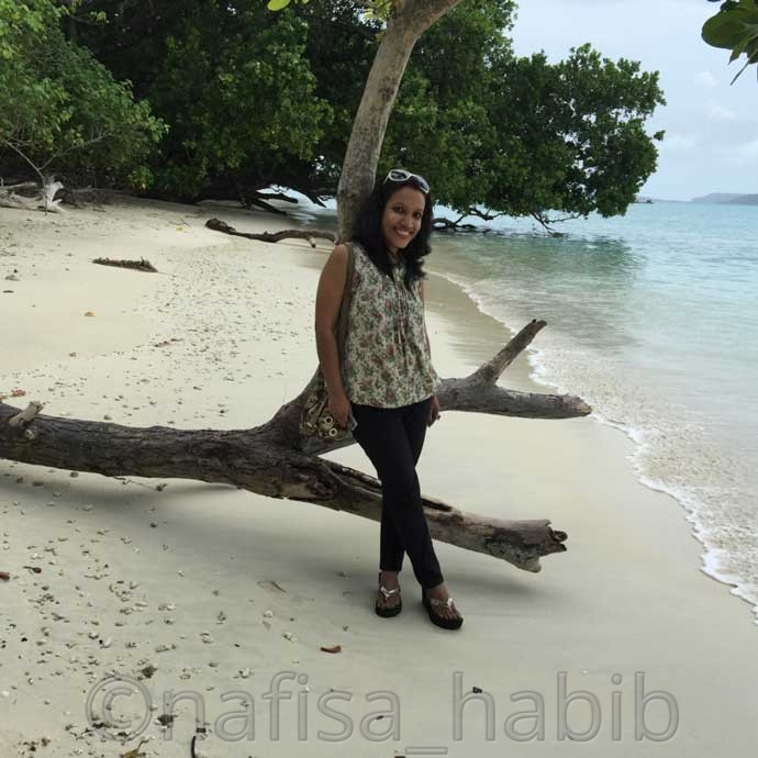 Vijaynagar beach in Havelock Island - 3 Top Beaches in Havelock Island