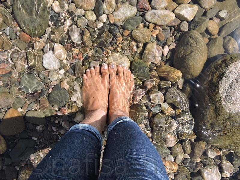 Crystal Clear Water of Bisnakandi - 10 Photos To Inspire You To Visit Sylhet, Bangladesh