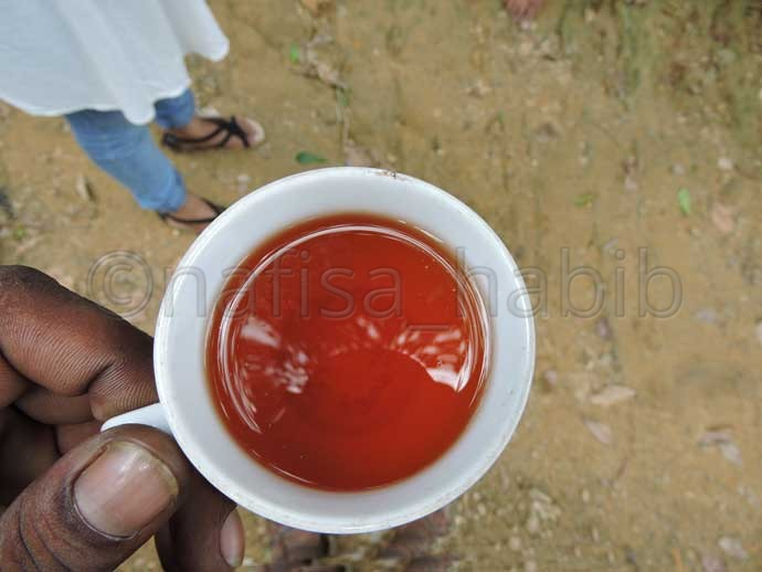 A Cup of Tea from Lalakhal
