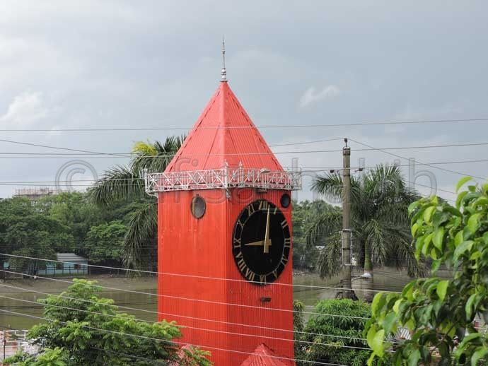 Ali Amjad Clock Tower