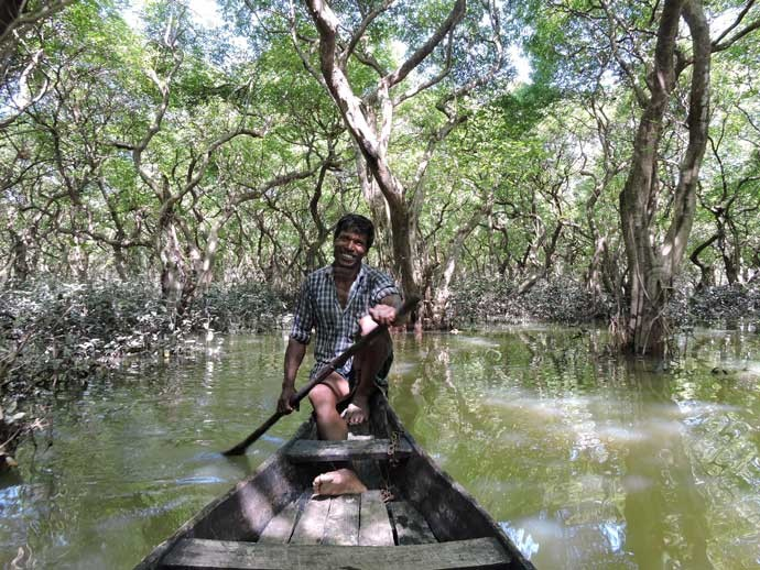 Boatman Ratargul Swamp Forest - My Memorable Sylhet Tour [How To Explore Solo]