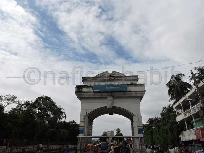 Keane Bridge Gate - My Memorable Sylhet Tour [How To Explore Solo]