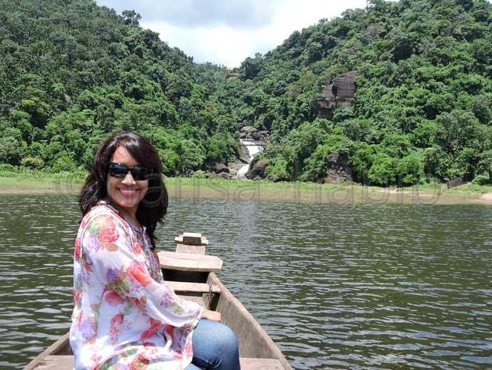 Boating fun at Panthumai