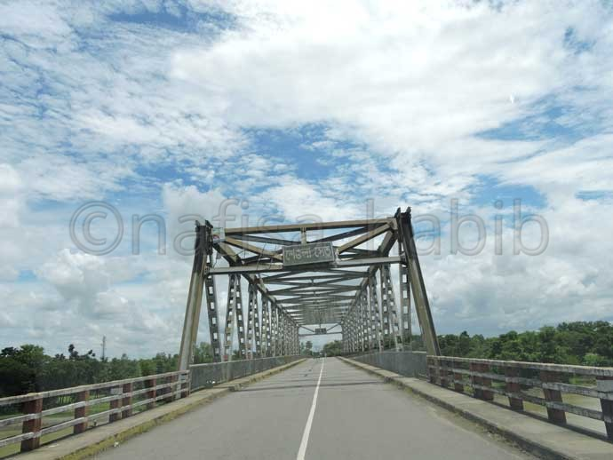 Shewla Bridge - My Memorable Sylhet Tour [How To Explore Solo]