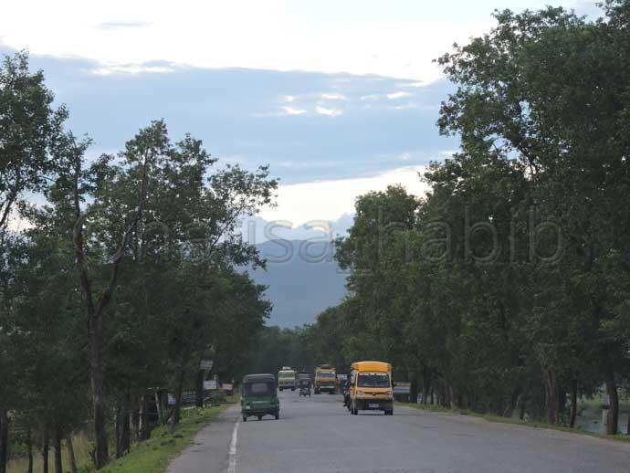 Sylhet-Jaflong Highway