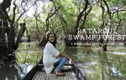 Must-Visit Travel Destination in Bangladesh - Ratargul Swamp Forest in Sylhet