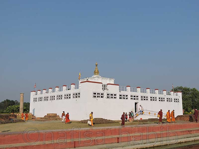Buddha's Birth Place Lumbini