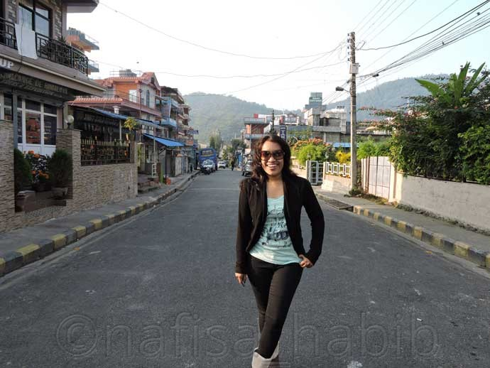 Where To Stay in Pokhara - Popular tourist zone lakeside pokhara