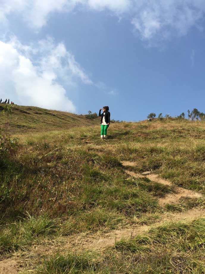 short trek at sarangkot