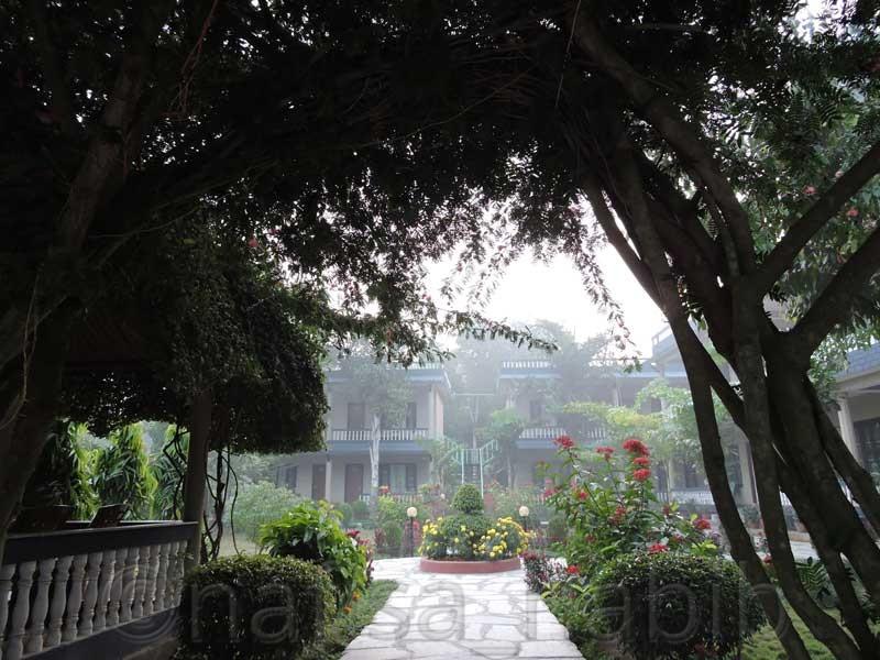 Chitwan Village Resort in Sauraha