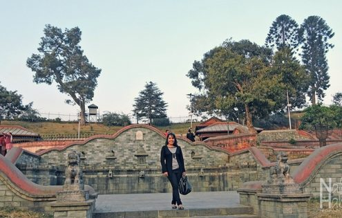 Cultural World Heritage Site Pashupatinath Temple