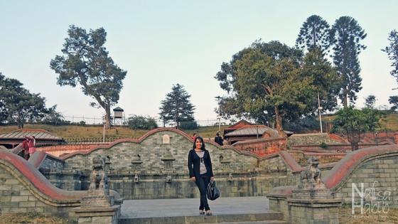 Cultural World Heritage Site Pashupatinath Temple in Kathmandu