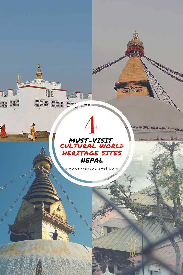 4 Must-Visit UNESCO Cultural World Heritage Sites in Nepal