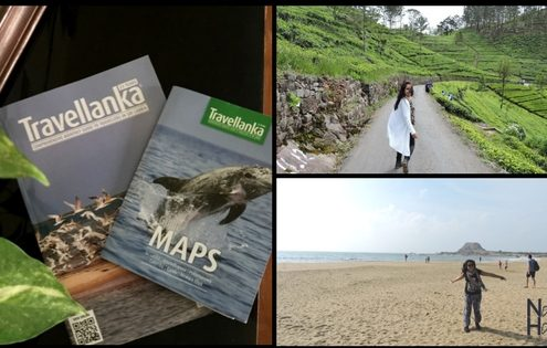 Travel Books on Sri Lanka