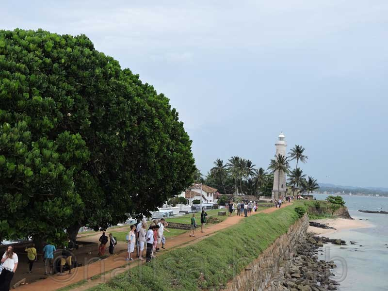 Historic Galle Fort - 6 Top Travel Destinations In Sri Lanka To Explore