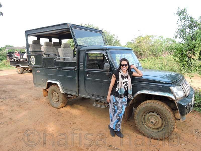 Jungle Safari at Yala National Park