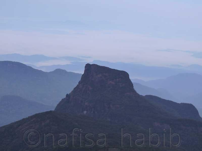 Sacred Mountain Adam's Peak