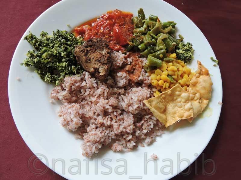 Sri Lankan Food to Taste Buds