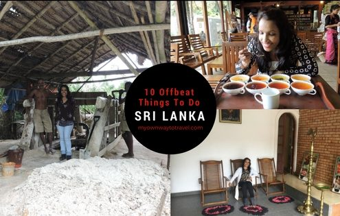 10 Offbeat Things To Do In Sri Lanka
