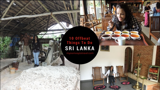 Top 10 Offbeat Things To Do For The First Time in Sri Lanka