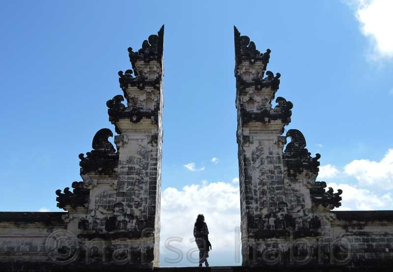 Gateway To Heaven Pura Lempuyang