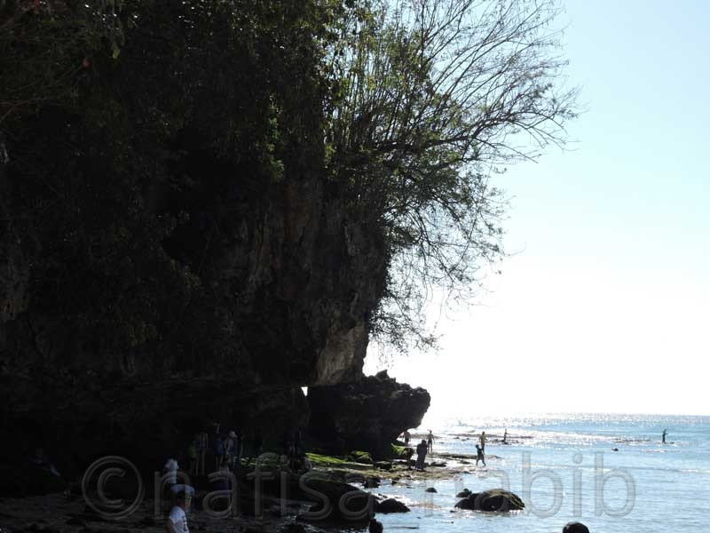 Scenic Padang Padang Beach - 10 Best Places To Visit In Bali