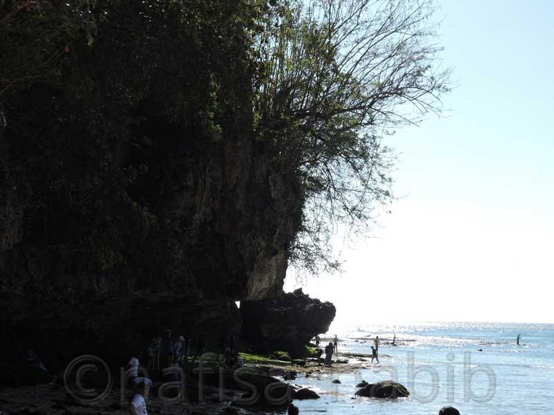 Scenic Padang Padang Beach - 10 Photos To Inspire You To Visit Bali