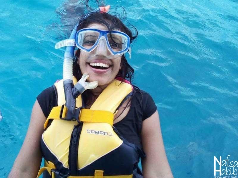 Snorkeling Adventure in the Maldives