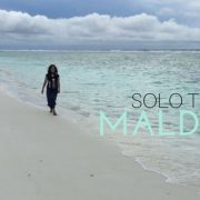 Solo Travel In The Maldives 180x180 - How To Deal With 5 Common Air Travel Hassles