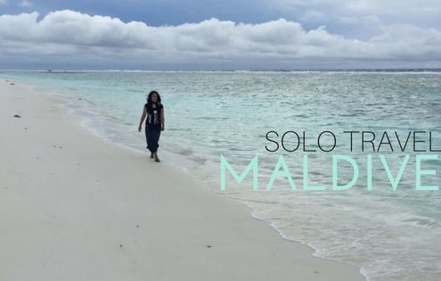 Solo Travel In The Maldives