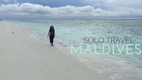 My Solo Travel in The Maldives on a Budget