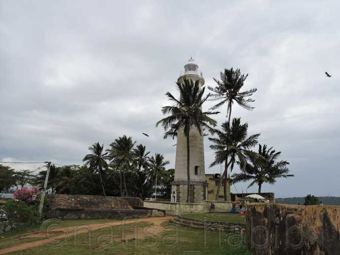 Historic Galle Lighthouse - 6 Top Travel Destinations In Sri Lanka To Explore