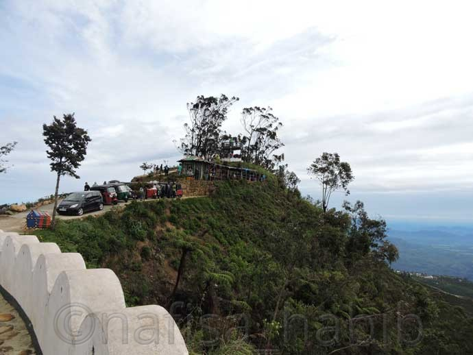 Liptons Seat in Haputale - 6 Top Travel Destinations In Sri Lanka To Explore