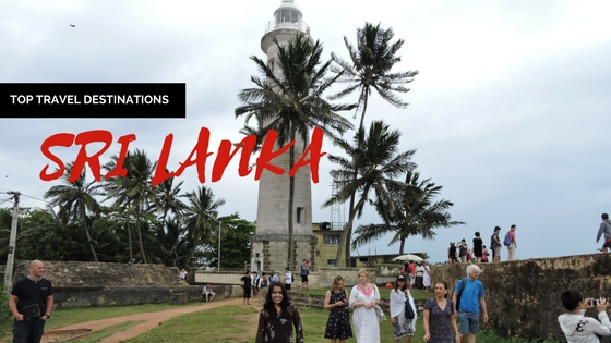 Top Travel Destinations In Sri Lanka - Galle Lighthouse at Galle Fort