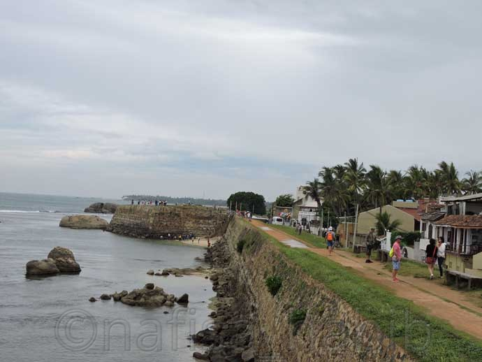 World Heritage Galle Dutch Fort - 6 Top Travel Destinations In Sri Lanka To Explore