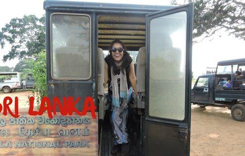 Yala Safari Tour in Sri Lanka