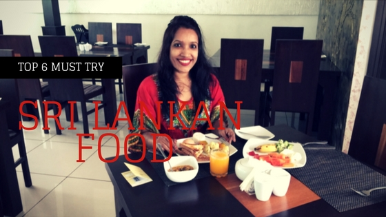 Tasty Cuisine of Sri Lanka