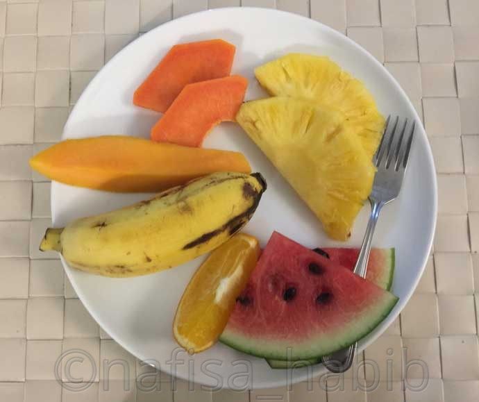 Tropical Fruits in Sri Lanka