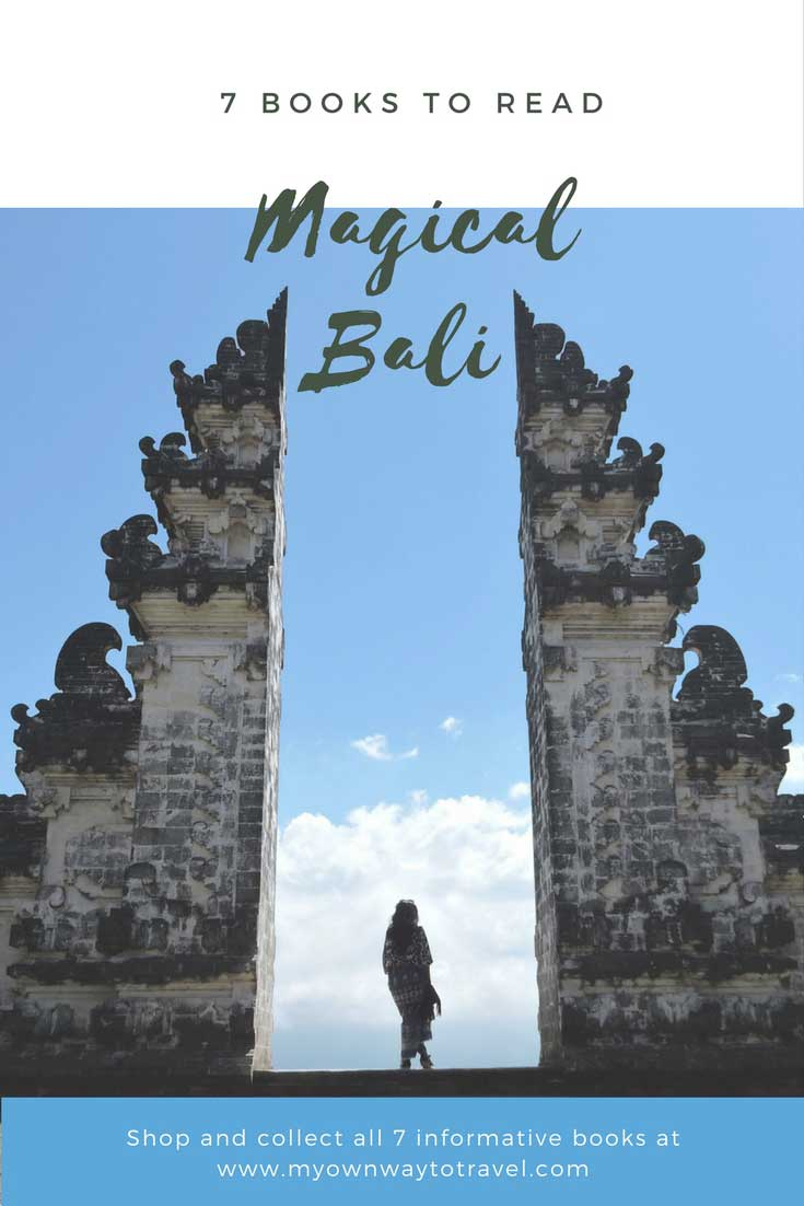 7 Books Read Visiting Bali