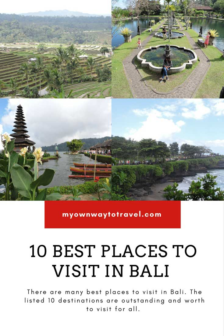 10 Best Places To Visit In Bali