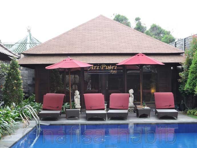 Ari Putri Hotel Spa in Bali