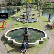 Bali Tourist Attractions - Tirta Gangga