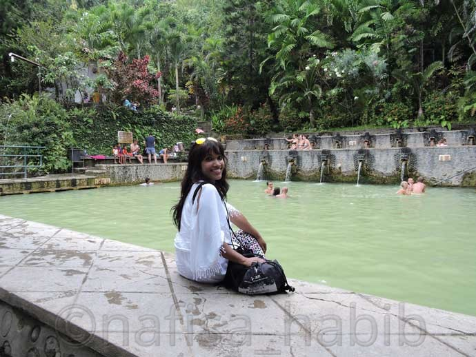 Banjar Hot Water Spring in Bali