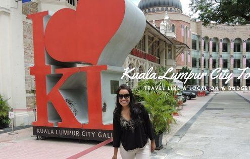Kuala Lumpur City Tour On a Budget