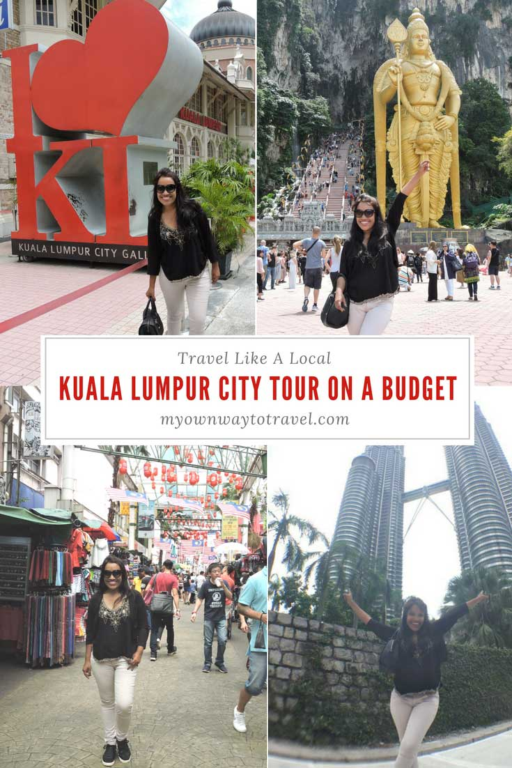 Kuala Lumpur City Tour in Two Days