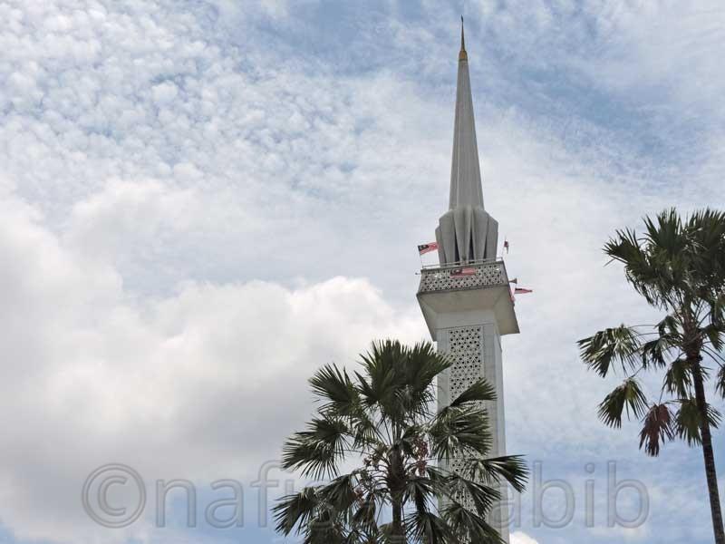 Minaret of Masjid Negara