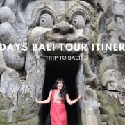 Six Days Bali Tour Itinerary 180x180 - How To Deal With 5 Common Air Travel Hassles